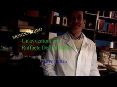 MONDO LIBRO. Un'avventura con Raffaele De Dominicis #3 - YouTube