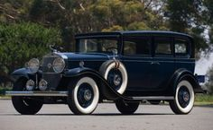1931 Cadillac V8 Town Sedan
