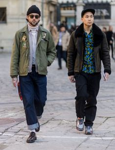 41 Best How to wear cropped Trousers Men's Style images