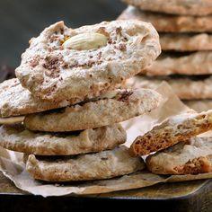 Cookies amande-citron