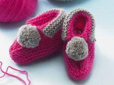 Babyschuhe stricken: Das perfekte Geschenk zur Geburt