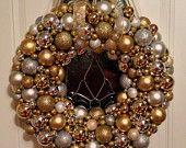 "24"" Gorgeous Christmas Ornament Wreath"