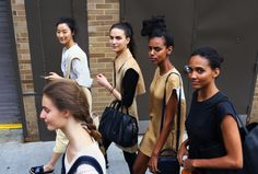 Street Style: Spring 2015 New York Fashion Week