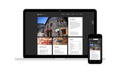 Disseny de la web del Refugi d'Estaon #webdesign #diseñoweb #responsive @nibeda