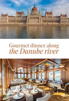 Romantic and Gourmet dinner in a vintage style boat along the Danube river, and the best gourmet slow food offered with exceptional wines of the country. Vintage Boats, Danube River, Slow Food, Romantic Dinners, Hungary, Wines, Vintage Style, Mansions, Country