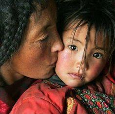Portraits d'enfants du monde
