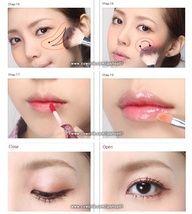 Girl Next Door Korean Makeup Tutorial - Shop with Naughty-fox.com