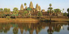 Retour dans le temps au Cambodge 2010