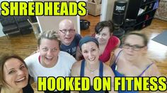Check out my awesome #ShredHeads at the #HookedOnFitness Studio! Come on up and see why we were just voted #BEST #GroupFitness Studio in #Philly... Another shot from #HookedOnFitness