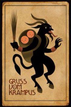 Gruss Vom Krampus Dec 6