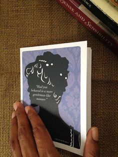 Pride and Prejudice Mini Notebook Mr Darcy Quote by 10cameliaway $8