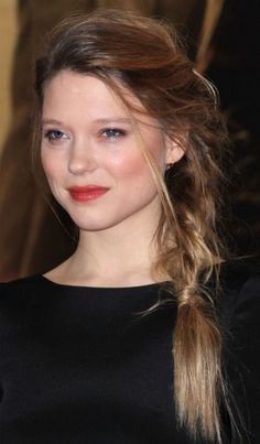 Lea Seydoux - red carpet, mission impossible: ghost protocol