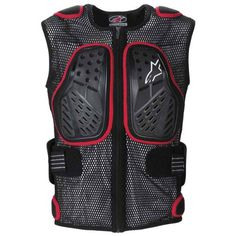 Alpinestars Bionic SP Vest , Size: Sm, Gender: Mens/Unisex 650-807-13-S Stretch mesh construction. CE-certified Bionic Back Protector and front chest guard. Adjustable waist kidney belt for a secure, comfortable fit. #Alpinestars #Automotive_Parts_and_Accessories