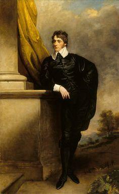 `WILLIAM NOEL-HILL, 3RD. LORD BERWICK (1772-1842) artist unknown