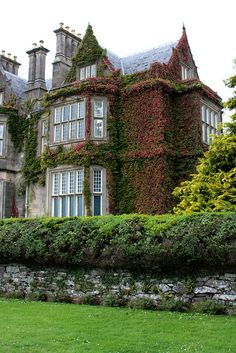 Muckross House near Killarney, Co. Kerry, Ireland