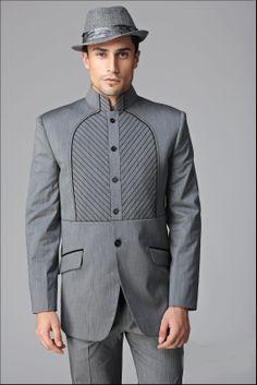 Fancy Designer Suite #Designersuits  www.manawat.in