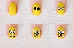 <p>Hoje eu resolvi atender mais um pedido dos leitores aqui do Depois dos Quinze. Uma das nail arts que vocês mais pedem aqui nos comentários são: Adventure Time e personagens. Pensando nisso, decidi unir os dois maiores pedidos do blog e fazer o tutorial de um personagem do desenho Adventure Time. Yay! O personagem escolhido […]</p>