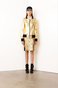 DKNY Resort 2014 Collection Slideshow on Style.com