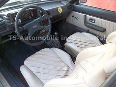 Audi Coupé GT*Leder*Schiebedach*Alu* als Sportwagen/Coupé in Wuppertal