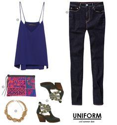 Uniform / Cool Summer Date