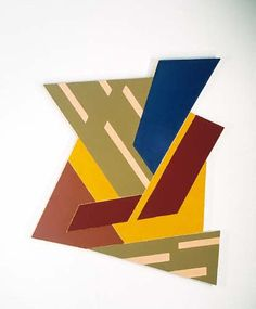 Frank Stella Frank Stella, Stella Art, Hard Edge Painting, Action Painting, Pablo Picasso, Abstract Sculpture, Abstract Art, Post Painterly Abstraction, York Art Gallery