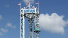 Went on this ride, which is called Scream with Jake at Six Flags New England.