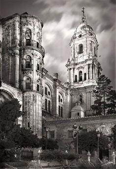 Catedral de Malaga by Fernando Palomo, via 500px