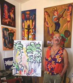 """Jose Fuster is known as the """"Picasso of the Caribbean."""" Come visit his home and workshop in Havana!"""