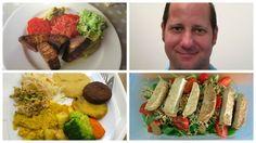 Vegan Food, Vegan Recipes, Avocado Toast, Eat, Breakfast, Ethnic Recipes, Morning Coffee, Veggie Food, Vegane Rezepte