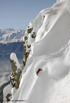 Steep and Deep mit Martin Zarfl und Freeride Hotspot Innsbruck, Snowboard, Coaching, Mount Everest, Training, Deep, Mountains, Nature, Travel