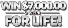 Win and you would get $7,000 a week for life from PCH. This contest could win you thousands of dollars every week. You and your family could be set for life. Get your free entry.
