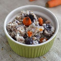 Dachshund nola homemade dog food recipe trick or treat doggy heres an easy and healthy recipe for homemade dog food in the instant pot that can forumfinder Images
