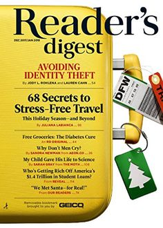 Reader's Digest - The interactive edition of Reader's Digest lets you browse smart, useful tips on health, work, food, relationships, home, and money, all expertly selected from hundreds of online and print sources. You'll discover original profiles of inspiring people, real-life dramas, insightful essays, and new...