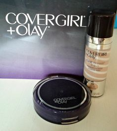 Ok, I am a BzzAgent.. I received the covergirl / olay foundation and powder. This is a good product and I would continue to use...but I am a mineral girl through and through.. however, I would reccomend this and will continue to use as my back up and would buy this if I can not get my bare minerals.  COVERGIRL + Olay (BzzAgent Review)