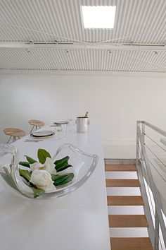 Renovated boat house