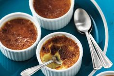 We've got the ultimate classic vanilla crème brûlée! Check out the recipe to learn our trick for getting the perfect glassy, crunchy sugar topping. Time for dessert! Photo by Jim Norton.