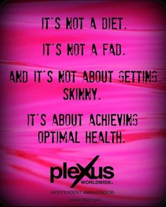 Start getting healthy today and let me help with that journey! www.shopmyplexus.com/Lyndzipowers