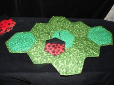 table mat and coaster set