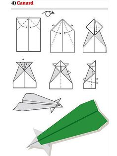 TexnoWorship: How to Make Awesome Paper Airplanes
