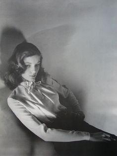 Lauren Bacall   Photographer: Jerry Plucer Sarna.