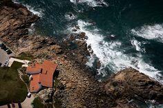 porto, Casa de Chá da Boa Nova, Alvaro Siza