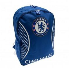 13aa1d329fb ... FC backpack featuring the club crest which is not only functional as a  school bag but fashionable too! FREE DELIVERY on all of our football gifts