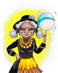 parim vanaema | by Illustraator Pir Princess Zelda, Disney Princess, Pocahontas, Disney Characters, Fictional Characters, Illustrations, Art, Art Background, Kunst