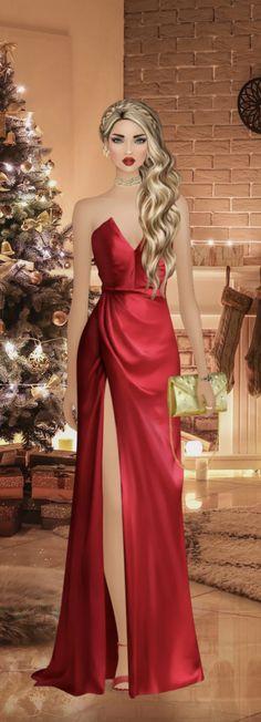 Covet Fashion, Womens Fashion, One Shoulder, Xmas, Christmas, Formal Dresses, Style, Vestidos, Girls