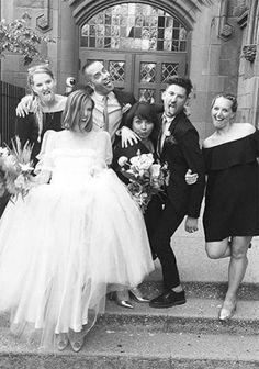 El vestido de Agyness Deyn, la novia del verano | El Blog de SecretariaEvento