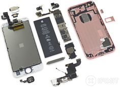 iPhone 6S Teardown Reveals Smaller Battery & Fewer Chip