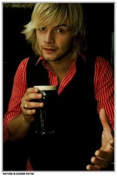 the one, the only, keith harkin. The adorable Irish hottie :P