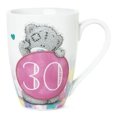 Me to You, Tatty Teddy 30th birthday boxed mug Wish someone a very happy 30th birthday from 'Me to You' with this fabulous boxed mug. With it's colourful and striking Tatty Teddy artwork, just like their favourite hot drink, this lovely gift is sure to go down well ! Unique and... more details available at https://perfect-gifts.bestselleroutlets.com/gifts-for-babies/toys-games-gifts-for-babies/product-review-for-me-to-you-tatty-teddy-30th-birthday-mug-gift-set-