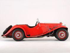 1937 Aston Martin 15-98 2-4-passenger