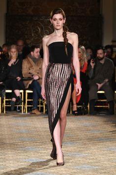 Christian Siriano Fall/Winter 2017 (Photo by Slaven Vlasic/Getty Images)  via @AOL_Lifestyle Read more: https://www.aol.com/article/lifestyle/2017/02/20/prettiest-dresses-new-york-fashion-week-fall-2017/21717418/?a_dgi=aolshare_pinterest#fullscreen